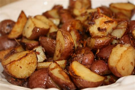 oven roasted red potatoes recipe dishmaps