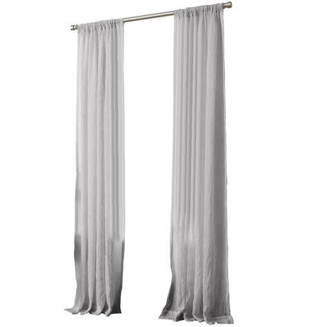 no rod curtains lichtenberg gray no 918 millennial laguna sheer rod