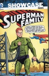 revealing the family volume 4 books comic book review showcase presents superman family