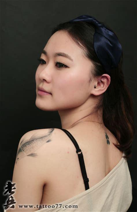 女人纹身图案大全 女人纹身图片大全 多图精品贴 收藏