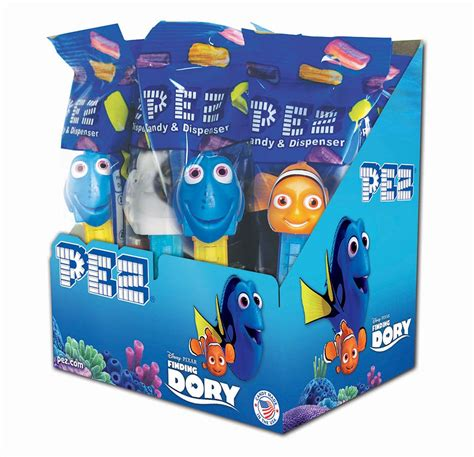 Finding Dory Pez pez finding dory all distributed items distributed