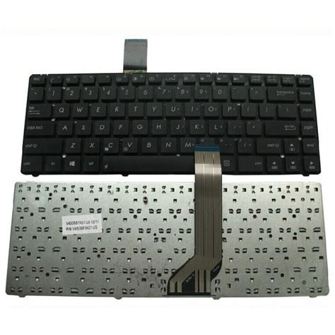 keyboard laptop asus a45 k45 r400 r400vd series black jakartanotebook