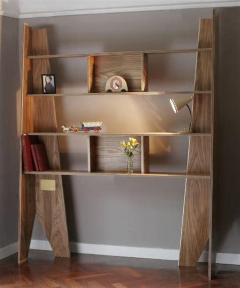 cuscini materassati libreria da terra in legno design fai da te cose da