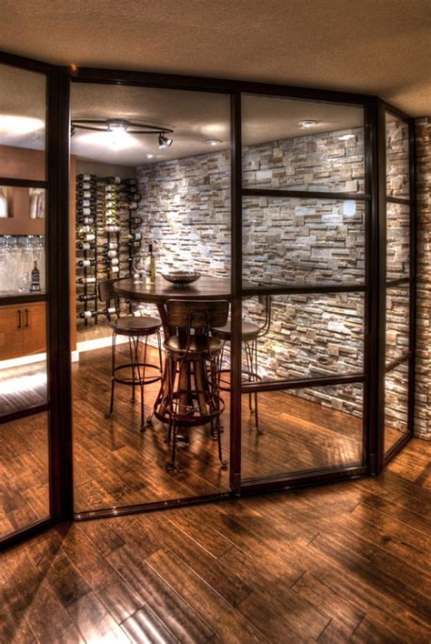 Good Small Dining Room Ideas #1: Wine-Cellar-Ideas-37_Sebring-Services.jpg