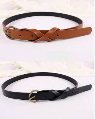 4 Slim Belt the pink project korean slim belt