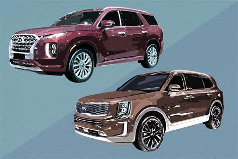 kia usa 2020 what s the difference between the 2020 hyundai palisade
