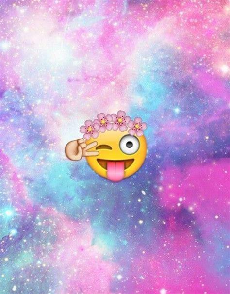 imagen de emoji galaxy  wallpaper cachorros