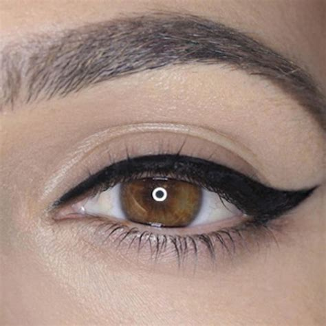 cat eyeliner tutorial step by step 12 best images about eyebrows eyeliner and lashes