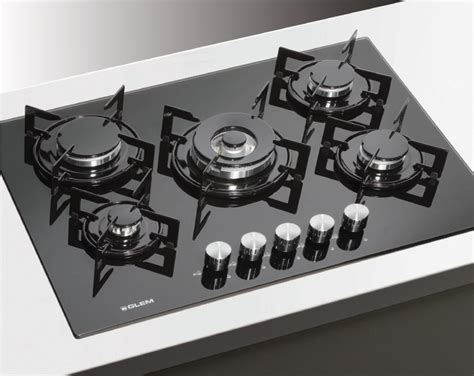 piano cottura cristallo nero gv755bk piano cottura cristallo 70 cm cottura prodotti