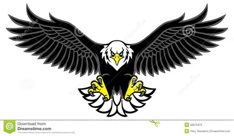 mascot clipart mascot eagle clipart 60