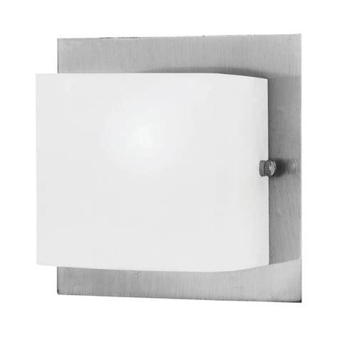 Menards Wall Sconces by Patriot Lighting 174 Luca 1 Light Satin Nickel Indoor Wall