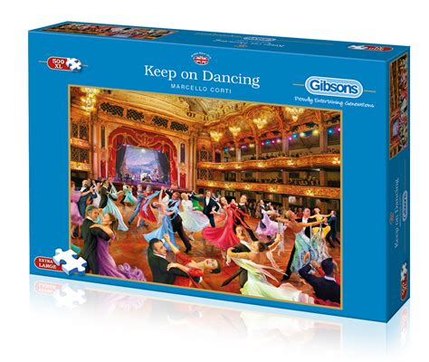 Jigsaw Puzzle 96 Keping gibsons