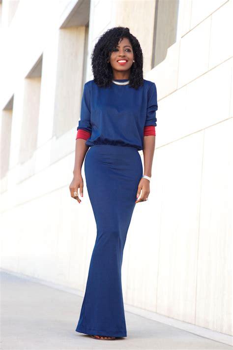 style pantry maxi dress