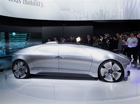 mercedes driving mercedes bonkers self driving concept is roaming sf wired