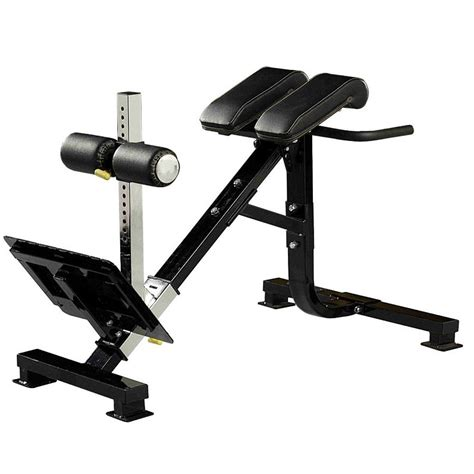 powertec ab bench powertec dual hyperextension crunch coast fitness
