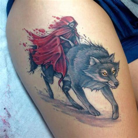 tattoo nightmares red riding hood top 17 idei despre tatuaje lupi pe pinterest tatuaje