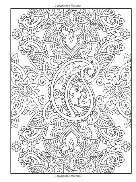 creative american designs coloring book coloring books dover creative mehndi designs coloring book