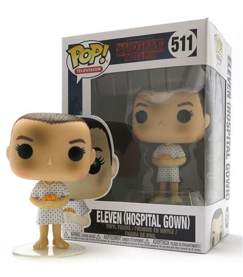 Funko Pop Eleven Hospital Gown Things funko pop eleven hospital gown things artoyz