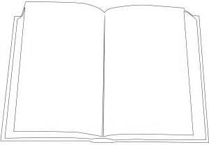 libro outline silhouet open boek silhouetten en contour