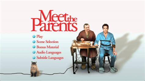 12 Of Meet The Parents by Meet The Parents Uk Dvd Menu
