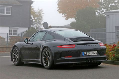 first porsche car porsche 911 r 2016 first photos of the back to basics