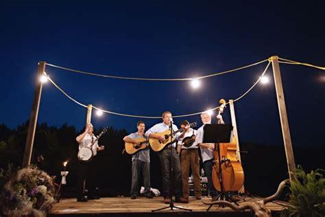 backyard band music alabama barn wedding by leah savage dance floors