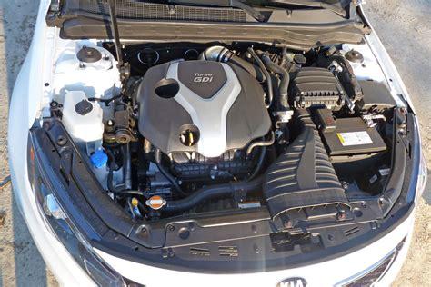 Kia Optima Engine Size Drive 2013 Kia Optima Sx Limited By Henny Hemmes