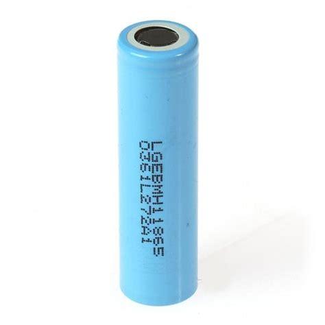Lg Ma1 18650 Li Ion Battery 3200mah 3 6v With Flat Top Biru ev power gb18650 rechargeable battery 3 7v 3200 mah li ion lg mh1