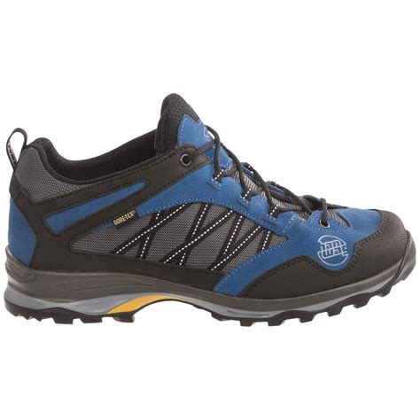 trail shoes hanwag belorado tex 174 low trail shoes for save 68