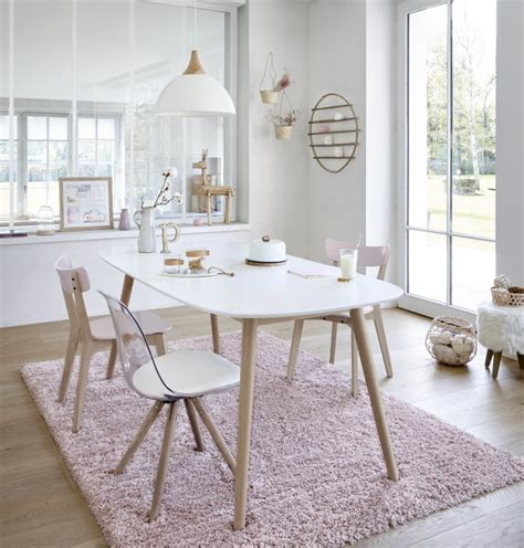 Table Salle à Manger Scandinave by Style Scandinave Salle A Manger