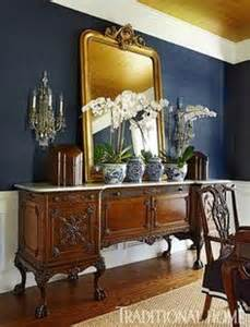 Dining Room Server With Mirror 1000 Ideas About Navy Dining Rooms On Dining