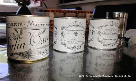 Idee Recup Boite De Conserve by R 233 Cup Et Fait Maison Id 233 Es R 233 Cup Et D 233 Co Avec Des Boites