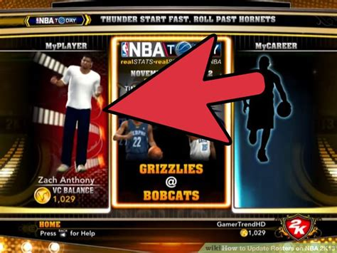 mlb 2k13 xbox roster update download how to update rosters on nba 2k13 13 steps with pictures