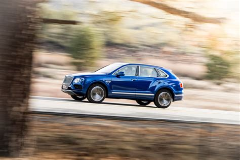 bentley blue 2016 bentley bentayga review gtspirit