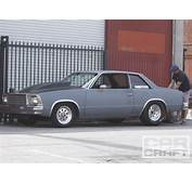 1978 Chevy Malibu  Budget 11 Second 78 Coupe