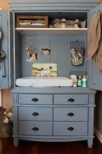 Dresser Storage Ideas Changing Table Entertainment Armoire Repurpose Bedroom