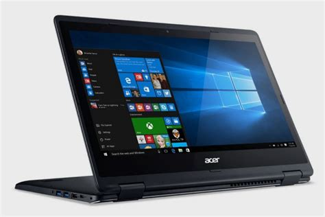 Baru Laptop Acer One 10 acer umumkan laptop baru berbasis windows 10 aspire r 14