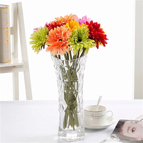 artificial flower decorations for home online buy wholesale bouquet vase from china bouquet vase