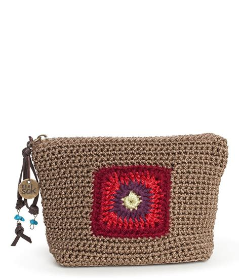 crochet toiletry bag pattern 1000 images about bags gt crochet cosmetic on pinterest