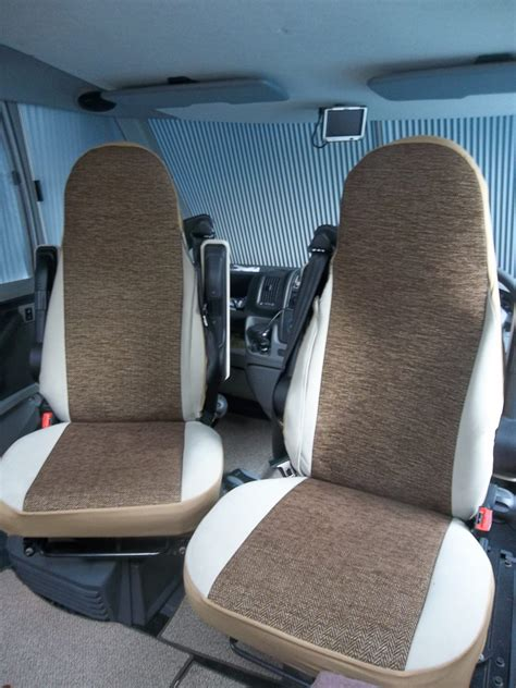 rv seat covers motorhome seat covers fiat ducato aguti motor home