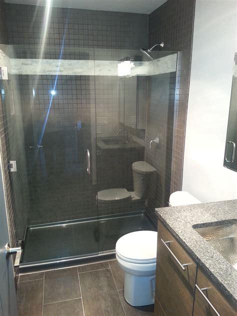 condo bathroom remodel bend build and remodel bathroom remodels