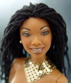 brandy loves natural hair but says as an actress she has ethnic barbies dolls on pinterest ethnic barbie and