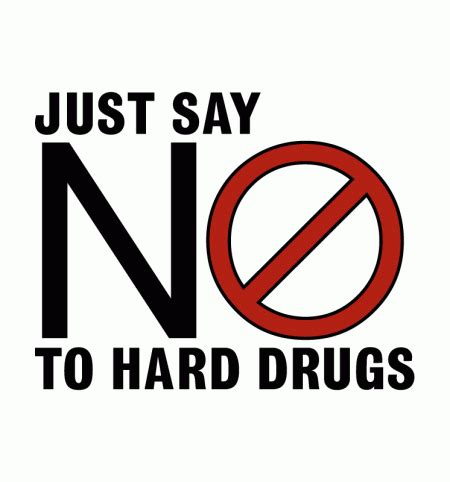 8 Reasons To Say No To Drugs by Just Say No To Drugs Shirt Bustedtees