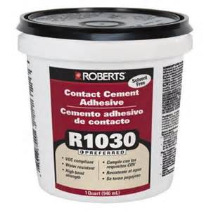 home depot contact 1 qt contact cement adhesive for cork wall tiles