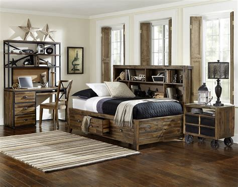 distressed wood bedroom furniture beautiful distressed bedroom furniture for vintage flair