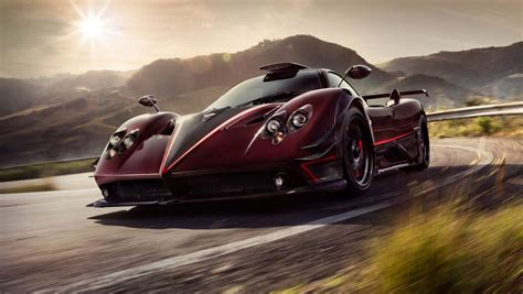 custom pagani new custom made pagani zonda fantasma evo unveiled