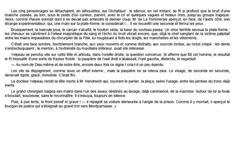 Exemple De Lettre Ouverte Victor Hugo L Ex 233 Cution Criminocorpus