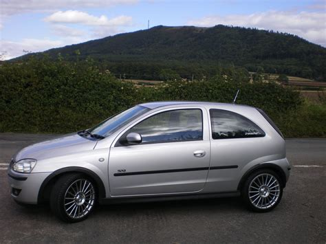 opel corsa 2004 sedan 2004 vauxhall corsa other pictures cargurus