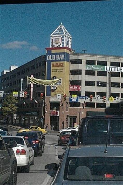 Pratt Garage Baltimore Md bay parking garage baltimore inner harbor md my home town baltimore md