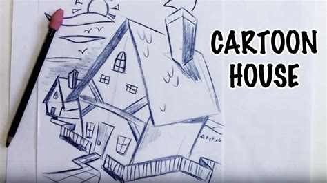 how to draw backgrounds how to draw a house background step by step